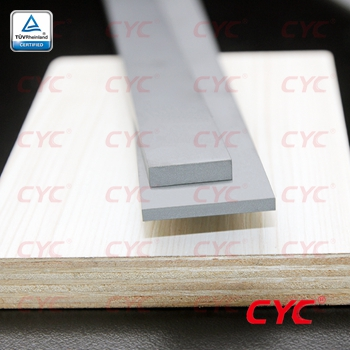 Carbide strips-S  type